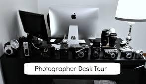 photographer and videographer photographer videographer desk tour 2014