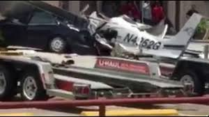 Ace Hardware Locations Houston Tx Houston Small Plane Crashes Into Hardware Store Parking Lot