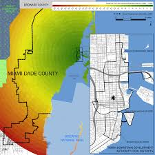 Map Of Miami Dade County by Public Health Study Proximity To Sprawl Affects Walkability