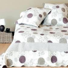 grand jeté de canapé jete de canape blanc jete de lit blanc alina couvre lit et 2