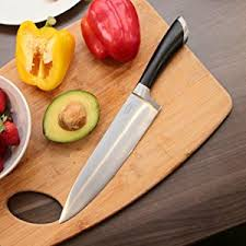 kitchen cutting knives amazon com 8 inch chef knife from a cut above cutlery razor