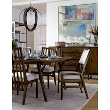 Stanley Dining Room Table Stanley Furniture Santa Clara Dining Table In Burnished Walnut