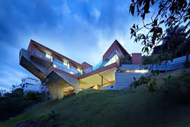 cantilever homes cantilever house design by brazil architecture firm