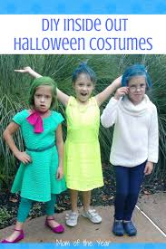 inside out costumes diy inside out costumes the of the year