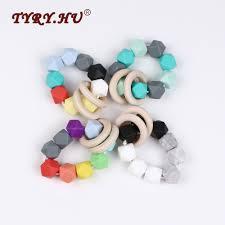 perle en bois pour attache tetine online get cheap hexagon perles bois aliexpress com alibaba group