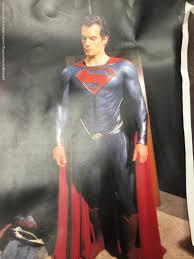 unused man steel superman suit images pop bounding