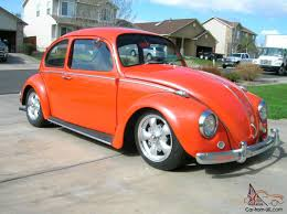 volkswagen custom vw bug beetle semi custom
