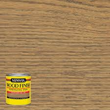 Minwax Water Based Stain With Minwax Water Based Wood Stain After by Minwax 8 Oz Wood Finish Weathered Oak Oil Based Interior Stain
