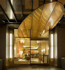 timeless and contemporary boutique hotel interior design of hotel