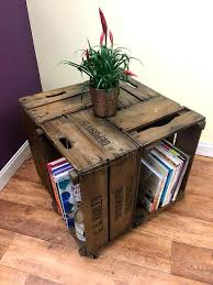 shipping crate coffee table vintage crate coffee table antique chicken coop coffee table old