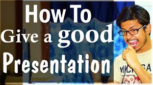 how to write good papers in college how to give a good presentation in college for students youtube