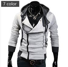 m 6xl classic diagonal zipper brand man clothing tracksuit fitness