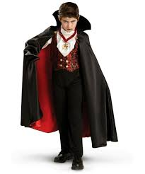 Kids Halloween Costumes Boys Transylvanian Vampire Kids Halloween Costume Boys Vampire Costumes