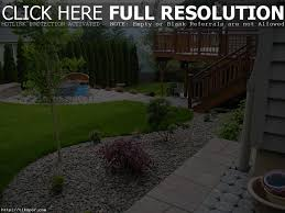 Inexpensive Backyard Landscaping Ideas Patio Ideas Backyard Affordable Best Landscape Designs Image On