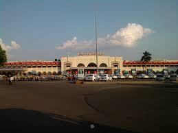 Tiruchirappalli Junction railway station