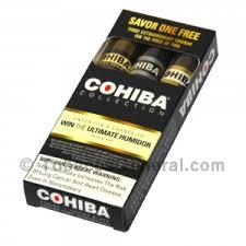 Royal Comfort Cigarillos Black Robusto Red Dot Puro Sampler Gift Set Cigars Box Of 3