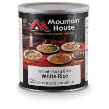 Mountain House Food Mountain House Freeze Dried Food More Information Wteam Info