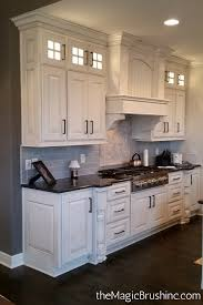 zurich white kitchen cabinets painted cabinets that are glazed by the magic brush base