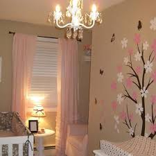 Ruffled Curtains Pink Ruffle Drapes Contemporary Nursery Apartment Therapy
