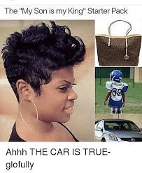 Ahhh Meme - the my son is my king starter pack ahhh the car is true glofully