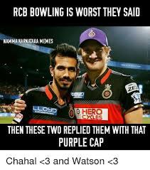Rcb Memes - rcb bowling is worst they said namma karnataka memes ao hero