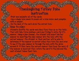 thanksgiving turkey poke multiplication facts 1 12 by shanon s