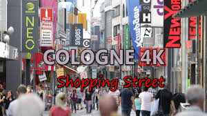 ultra hd 4k cologne travel lifestyle shopping tourism