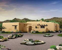southwest floor plans plan 81387w pueblo style ranch home plan southwest style house