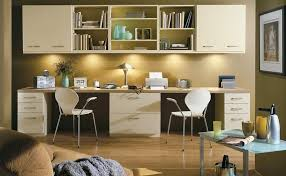 Small Desk Storage Ideas Awesome Double Desk Ideas Fantastic Small Office Design Ideas With
