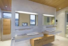 toilet near white lacquer pedestal sink bathroom lighting ideas