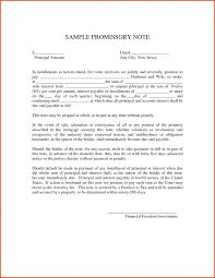 9 promissory note template word letter form ny promissory2 vawebs