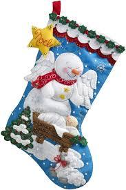 bucilla christmas kits felt applique christmas br 92 items