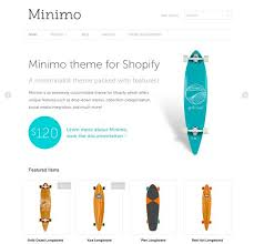 9 best 9 of the best free u0026 premium minimal shopify themes images