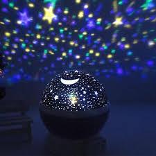 nachtlicht für kinderzimmer led sternenlicht nachtlicht baby le projektion sternenhimmel
