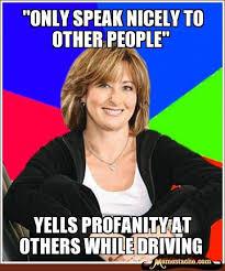 Sheltering Suburban Mom Meme - 33 best blame mom images on pinterest ha ha fun things and funny