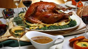 why thanksgiving dinner tastes so according to science la