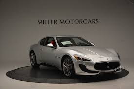 maserati sports car 2015 2017 maserati granturismo sport stock w306 for sale near