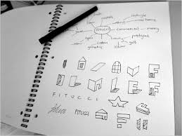 a look inside a designers sketchbook learn logo design
