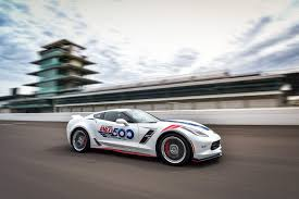 lexus suv used indianapolis chevrolet corvette reprises role of indianapolis 500 pace car