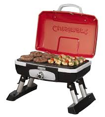 Patio Table Grill Amazon Com Cuisinart Cgg 180t Petit Gourmet Portable Tabletop