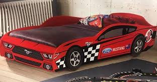 mustang size mustang car bed single size or black design goingbunks biz