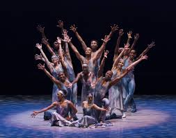 tutorial dance one more night revelations alvin ailey american dance theater