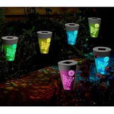 smart solar butterfly silhouette stake lights 6 on sale fast