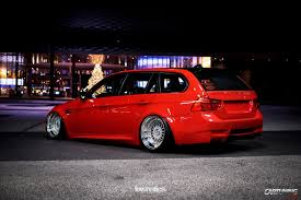 stance bmw stance bmw 320d touring e91 cartuning best car tuning photos
