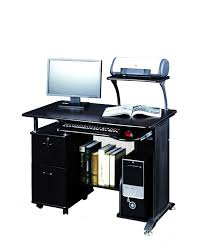 Small Rolling Computer Desk Image Ergonomic Requirements For A