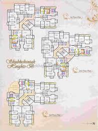 3 bhk high rise apartment for sale in samriddhi mira road mumbai