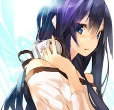 anime music girl wallpaper girl music anime hd wallpaper download wallpapers page