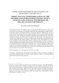 bureau cabinet m ical the fiscal framework history current practice and the