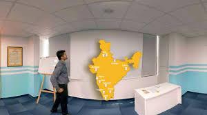 asian paints colour academy tour 360 degree vr version youtube