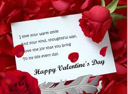 valentines day cards for him cards messages top ten quotes